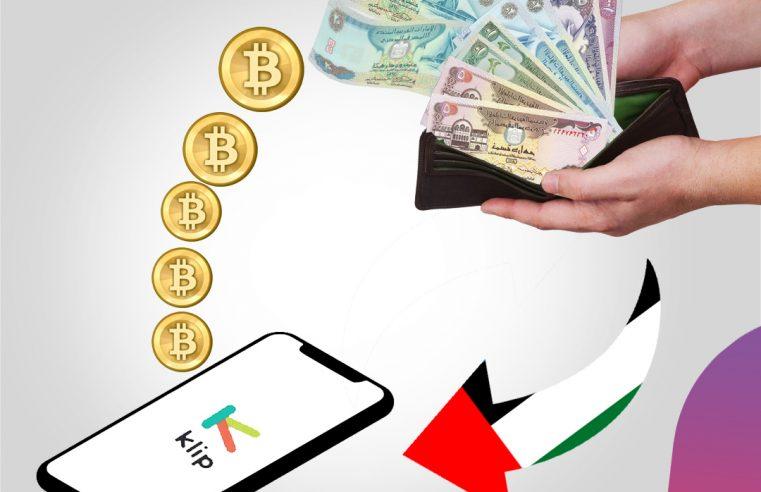 UAE digital wallet present Klip platform for digital cash