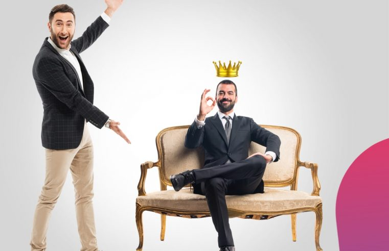 How to achieve customer satisfaction and make your client feel like Shahryar