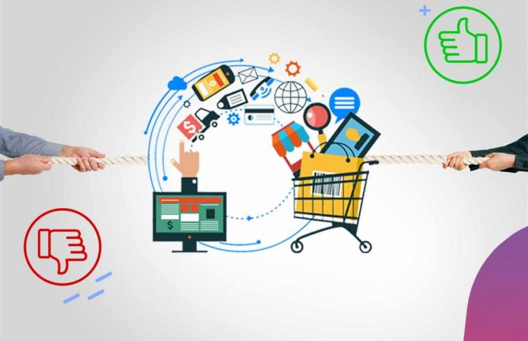 Traditional and e-commerce from competition to excellence
