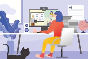 remote work achieves larger productivity