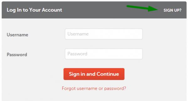 Sign Up Namecheap